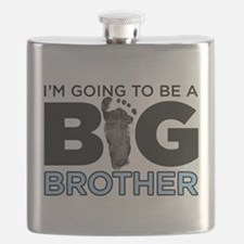 Im Going To Be A Big Brother Flask