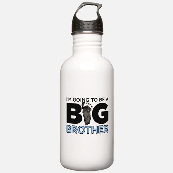 Im Going To Be A Big Brother Water Bottle