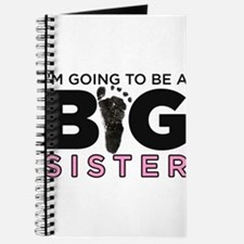 Im Going To Be A Big Sister Journal