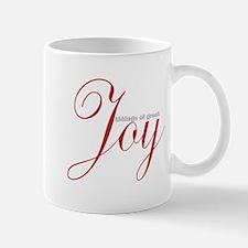 Joyful Tidings Mugs