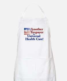 Taxpayer for Universal Health Care BBQ Apron