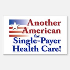 Single-Payer Health Care Decal