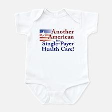 Single-Payer Health Care Infant Bodysuit