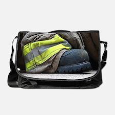 Fire Fighter Messenger Bag