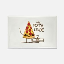 The Pizza Dude s Magnets