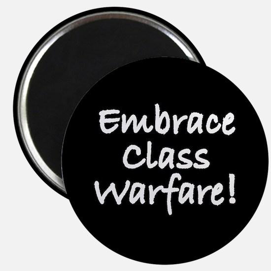 Embrace Class Warfare! Magnet