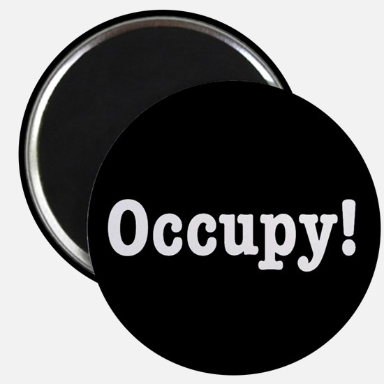Occupy! Magnet