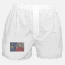 Dirty Texas State Silk Flag Boxer Shorts
