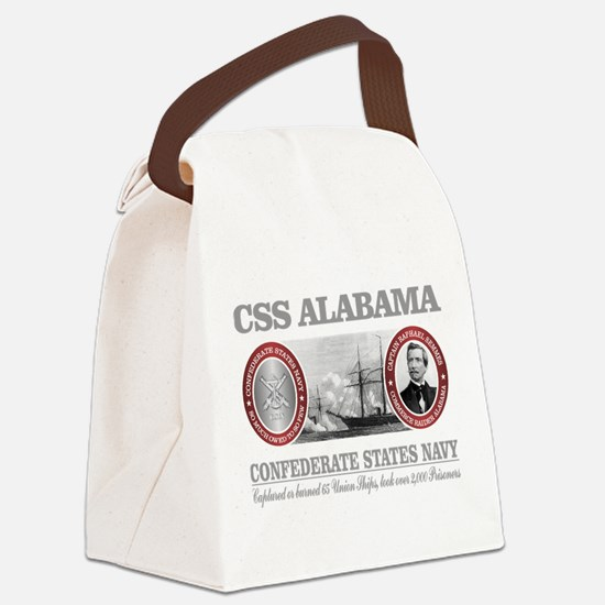 CSS Alabama Canvas Lunch Bag