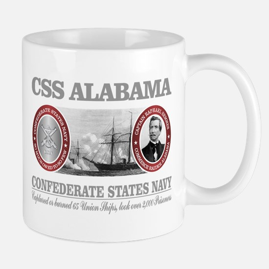CSS Alabama Mugs
