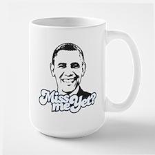 Obama Miss Me Yet Large Mug