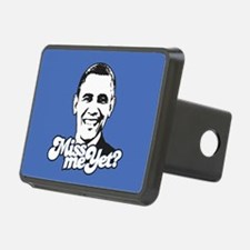 Obama Miss Me Yet Hitch Cover