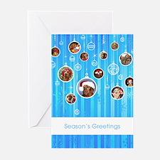 Vizsla Christmas s Cc003 Greeting Cards