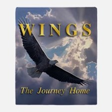 Wings: The Journey Home Throw Blanket