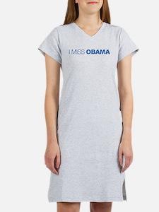 I Miss Obama Women's Nightshirt