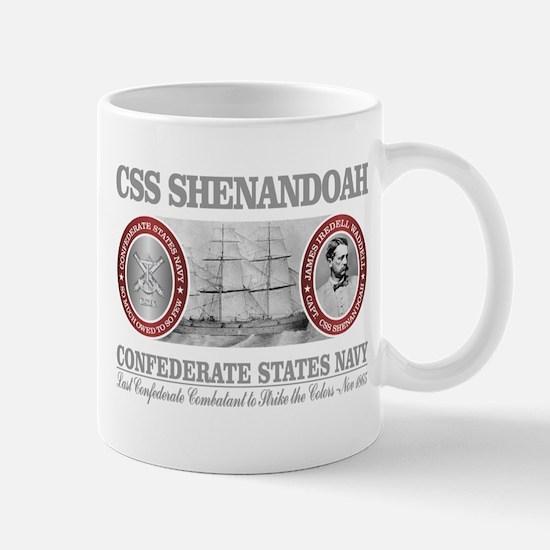 CSS Shenandoah Mugs