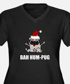 Bah Humpug Plus Size T-Shirt