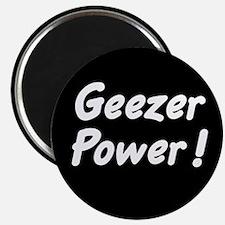 Geezer Power! Magnet