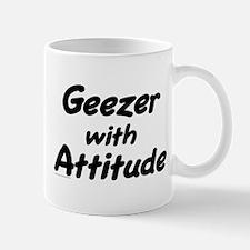 Geezer with Attitude Mug