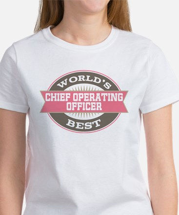 chief operating officer Women's T-Shirt