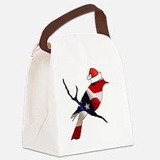 Cute Democrat christian Canvas Lunch Bag