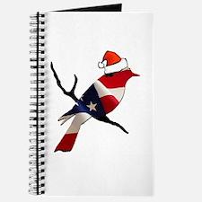 Christmas Bernie Bird Journal