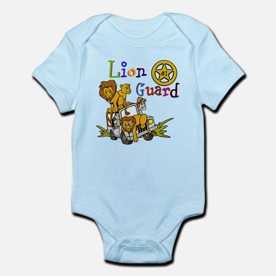 Lion Guard Number One Body Suit