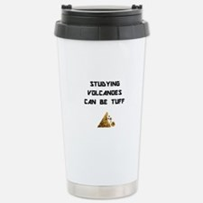 Unique Volcano Travel Mug