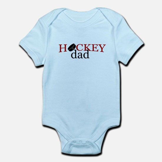 Hockey Dad Infant Bodysuit