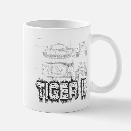 King Tiger Mugs