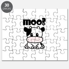 Cute Moo? Puzzle