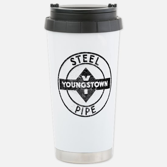 Youngstown Steel Pipe Stainless Steel Travel Mug