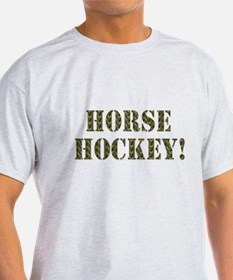 Horse Hockey T-Shirt