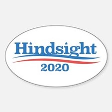Hindsight 2020 Decal