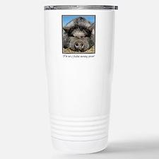 Unique Miniature pigs Travel Mug