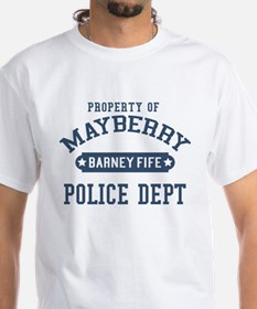 Mayberry Police Barney Fife T-Shirt
