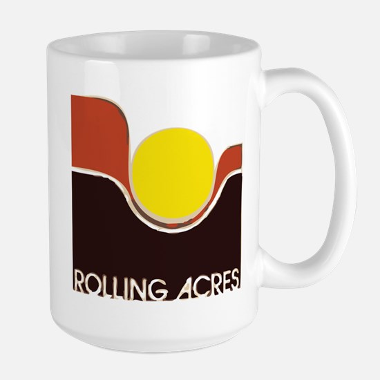 Rolling Acres Mall Large Mug