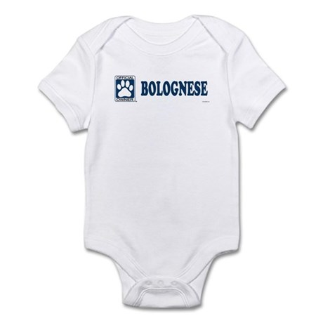 BOLOGNESE Infant Bodysuit