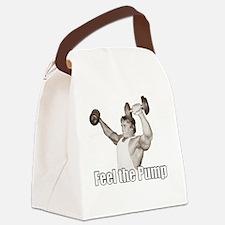 Funny Arnold schwarzenegger Canvas Lunch Bag