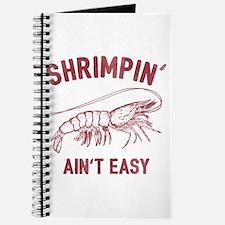 Shrimpin' Journal