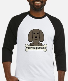 Personalized Water Spaniel Baseball Jersey