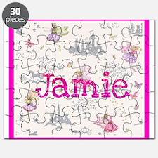 Jamie- unicorn princess Puzzle
