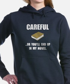 Careful Novel Sweatshirt