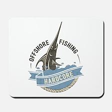 Offshore Hardcore Mousepad