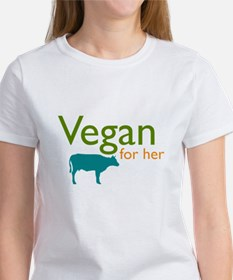 Vegan For Her T-Shirt