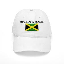100 PERCENT MADE IN JAMAICA Baseball Cap
