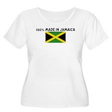 100 PERCENT MADE IN JAMAICA T-Shirt