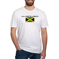 100 PERCENT MADE IN JAMAICA Shirt