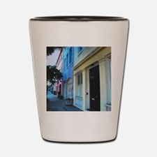 Cute Downtown Shot Glass