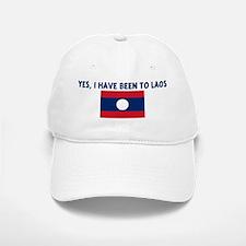 YES I HAVE BEEN TO LAOS Baseball Baseball Cap